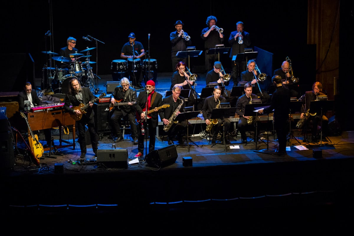 BLUESROCK MEETS BIG BAND