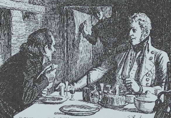 Sandelsin aamiainen Partalassa