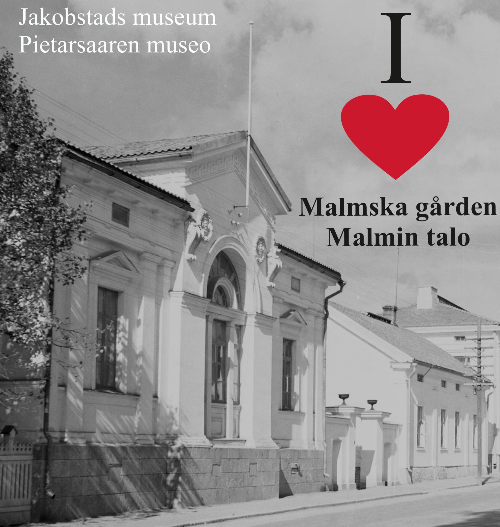 I Love Malmska Gården